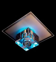 ref 3767 COLLECTION CITY APPLIQUE PLAFONNIER LED ˜ 40 Cm Injection