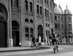 Gatz Cascais Crew in Lisbon Cycle Chic.