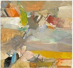 rickstevensart:  Richard Diebenkorn | Berkley, 46 | 1955