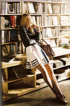 Maria Sharapova in Vogue