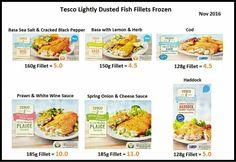 Slimming World Tesco, Slimming World Recipes, Slimming Workd, Tesco Food, Syn Free Food, Lemon Herb, Food Lists, Food Hacks
