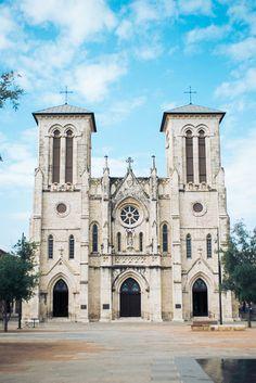San Fernando Church. San Antonio, TX