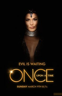 """Lana Parrilla as The Evil Queen from the TV Show """"Once Upon A Time"""".-You just have to like her!"""