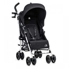 Baby Jogger Vue Black - The revolutionary reversible umbrella stroller. BabyCubby.com
