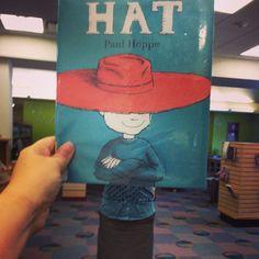 November 14, 2014 Hat #bookfacefriday http://www.chplnj.org/