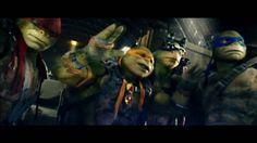 Teenage Mutant Ninja Turtles trailer HD taster on ulung trailer