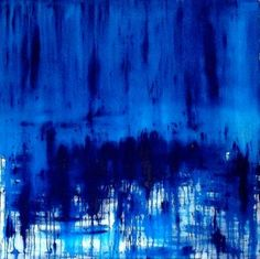 "Saatchi Art Artist Blue Moon - Heike Schmidt; Painting, ""Spirit"" #art"