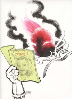 The Marvel Comics of the 1980s — alexhchung:   Dormammu by Michel Fiffe