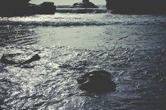 a shore. - Bali, Indonesia, 2012