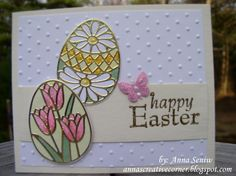 A Peek Inside The Creative Corner: Easter Make & Take this Saturday