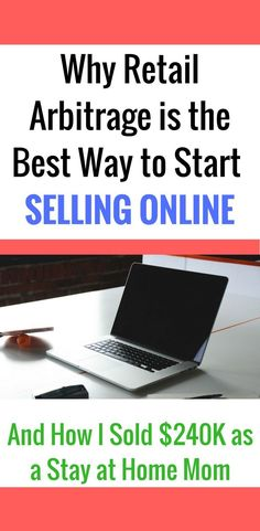 If you are interested in selling online, retail arbitrage is the best place to s. Buy Art Online, Online Sales, Selling Online, Selling On Ebay, Make Money Online, How To Make Money, Business Tips, Online Business, Business Planning