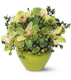 ** beautiful flower arrangement