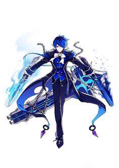 Ciel now has the Royal Guard job path. Description from thenerdstash.com. I searched for this on bing.com/images