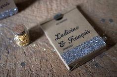 DIY-sachet-kraft- >> riz / paillettes / lavande / confettis  ?