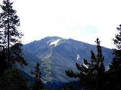 Long distance route photo - LaPlata Peak