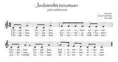 Blog. Joulu-satuhieronta. Sheet Music, Christmas, Xmas, Navidad, Noel, Natal, Music Sheets, Kerst