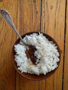 Instant Pot: Greasy Rice