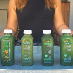 Happy #nationalgreenjuiceday  Take a healthy break and grab a green juice with your best friend!
