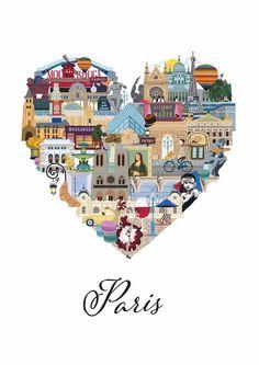 Love Paris – Great Little Place Store: