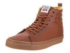Disney Vans, Disney Pixar, Leather Sneakers, Shoes Sneakers, Duty Boots, Vans Sk8 Hi Reissue, Steel Toe Work Boots, Buy Vans, Skate Shoes