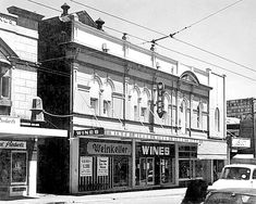 Timber Buildings, Old Buildings, Wellington City, Ascot, British Isles, What Is Like, Old Photos, New Zealand, Brick