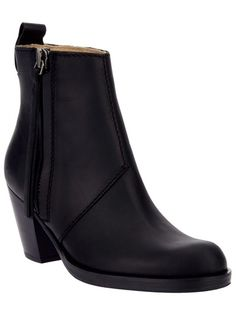 ACNE 'Pistol' Boot..only 550!:/