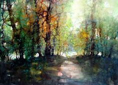 Amazing Water Color Art by ZL. Feng | Amazing Only