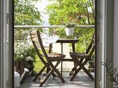 Refeição ao sabor do sol. #decoração #primavera #exterior #IKEAPortugal