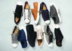Converse Jack Purcell Spring 2014 Collection (Sneakers & Apparel)
