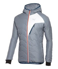 60c2095ef2655 Make every blustery day an adventurous one with this sleekly quilted  jacket