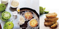 Crisp and tangy, fried green tomatoes are the ultimate Southern comfort food