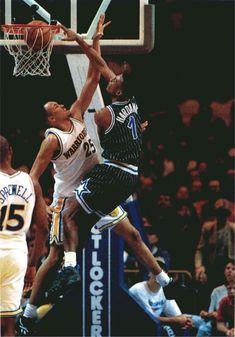 penny hardaway dunk