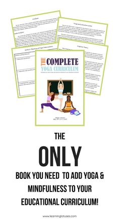This book strategically uses analyses, assessments, and more to help you get support of supervisors for practicing yoga and mindfulness in the classroom. Yoga Nature, Zen Yoga, Blog Names, Social Emotional Learning, Natural Parenting, Attachment Parenting, Yoga For Kids, Self Esteem, Helping People