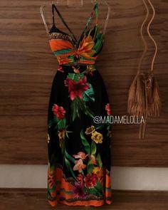 """2,106 curtidas, 52 comentários - Loja Virtual - Madame Lolla❥ (@madamelolla) no Instagram: """"NAO FAZEMOS RESERVAS !! ❌❌ AQUELE longo que você respeita; Vestido Isis, da pra usar como conjunto…"""""""