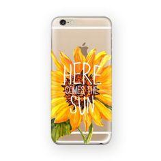 Transparent iPhone Cases, $9 (7 different designs)