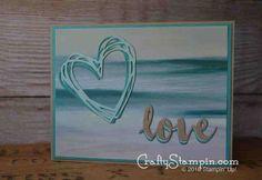 Tranquil Ocean Love