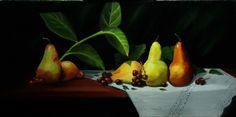 Pears  frankbrooksart.imagekind.com
