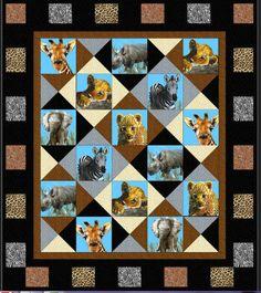 Serengeti Jungle | My Quilt Kit