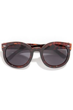 Shade Lounger Red Tortoise Sunglasses