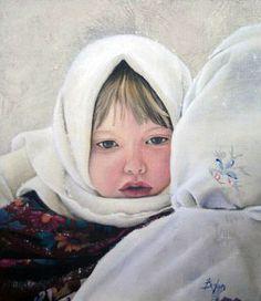 Sanatçı Natalia Verga - Zelenograd