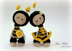 Tiana Vladi: Кнопы Пчелкины