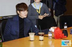 Lee Min Ho attends event in China