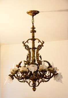 My chandelier Bronze Chandelier, Chandeliers, Lamps, Ceiling Lights, Lighting, Home Decor, Transitional Chandeliers, Lightbulbs, Decoration Home