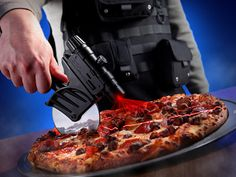 Cut Your Pizza With Laser-Guided Precision | Slice Pizza Blog