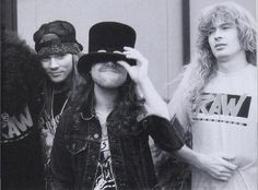 GNR N Metallica.