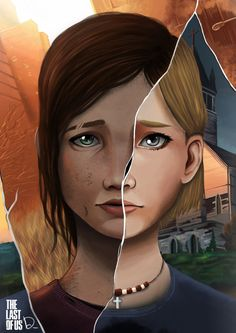 The Last of us - Daughters by ~DrawingisLife92 on deviantART