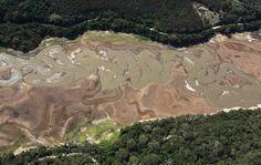 Brasile: la peggiore siccità in 80 anni - Corriere.it