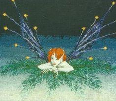 Solo Patrones Punto Cruz 1/6 Olkowskis Fairy