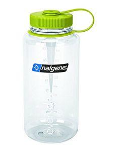 Container: Nalgene Everyday Wide Mouth Tritan Water Bottle - 32 Oz, 1 liter.