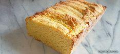 Kokosbrood recept – koolhydraatarm | Bakkenderwijs Healthy Baking, Healthy Snacks, Healthy Recipes, Light Desserts, Tasty, Yummy Food, Banana Bread, Food And Drink, Low Carb
